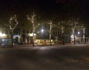 Versterk binnenstad met innovatief lichtplan -